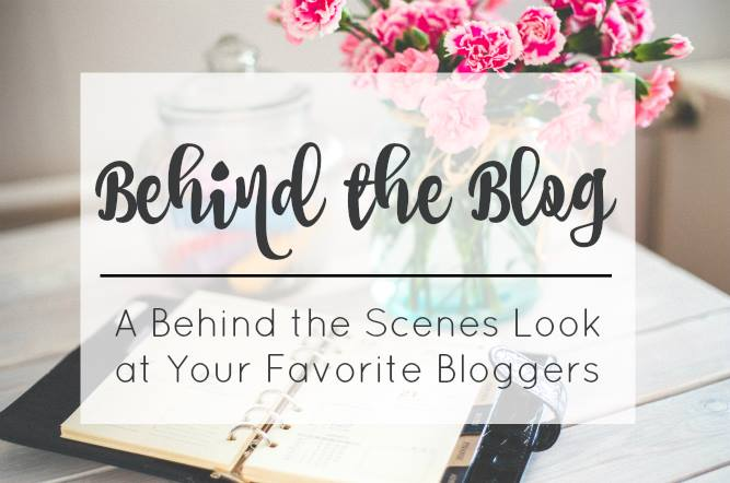 Behind the Blog: Blog Beginnings