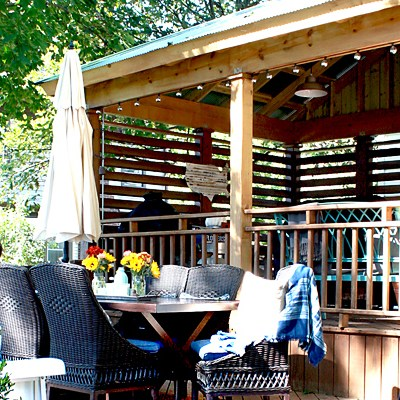 The Deck Makeover of Our Dreams