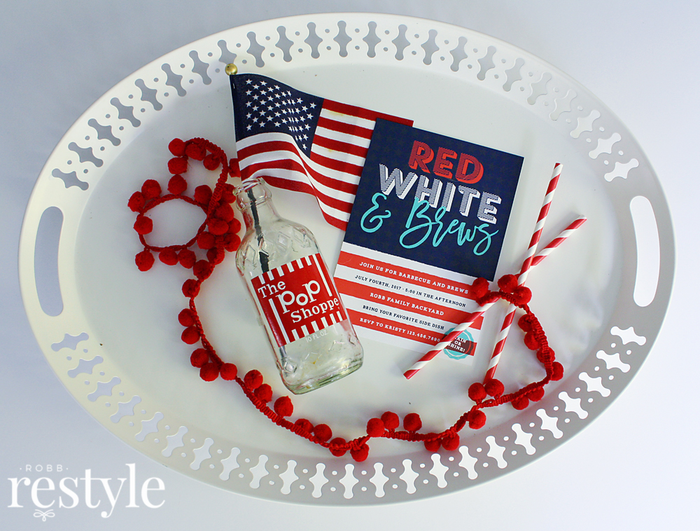 July 4th Party Idea - Best invitation ever!