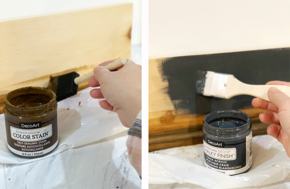 Decoart Chalky Finish Paint for Chalkboards