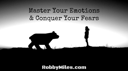 Master Your Emotions Conquer Your Fears