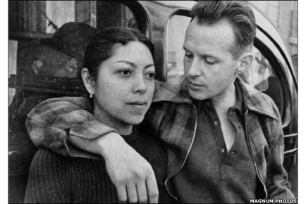 Ratna-Mohini-with-Henri-Cartier-Bresson