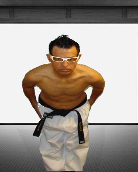 Joe karate
