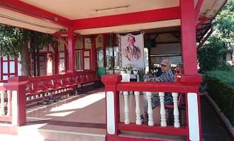 Sleepy Prachuap station