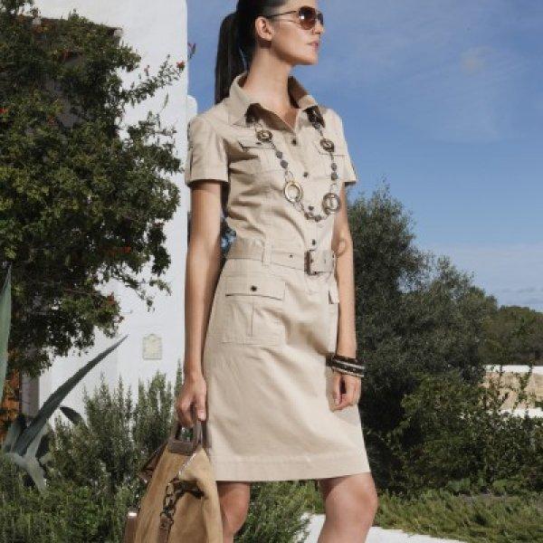 Craquez Pour La Robe Saharienne Robe Mode