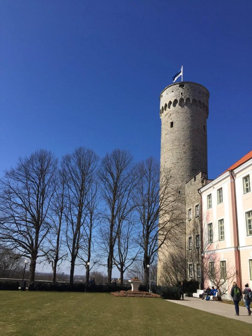 Tallinn Estonia Tall Hermann