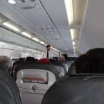 Woman kicked off plane over vomit