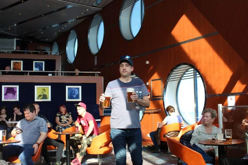 Ferry From Tallinn to Helsinki