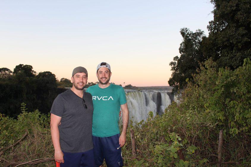 Victoria Falls Zimbabwe gay travel traveling to anti-LGBT countries