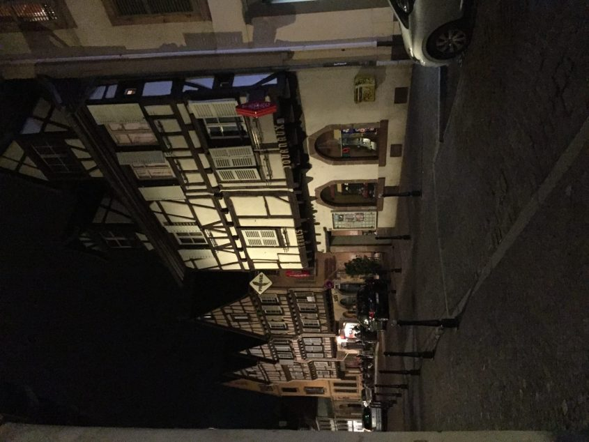 Night image in Colmar France What to do in Colmar France