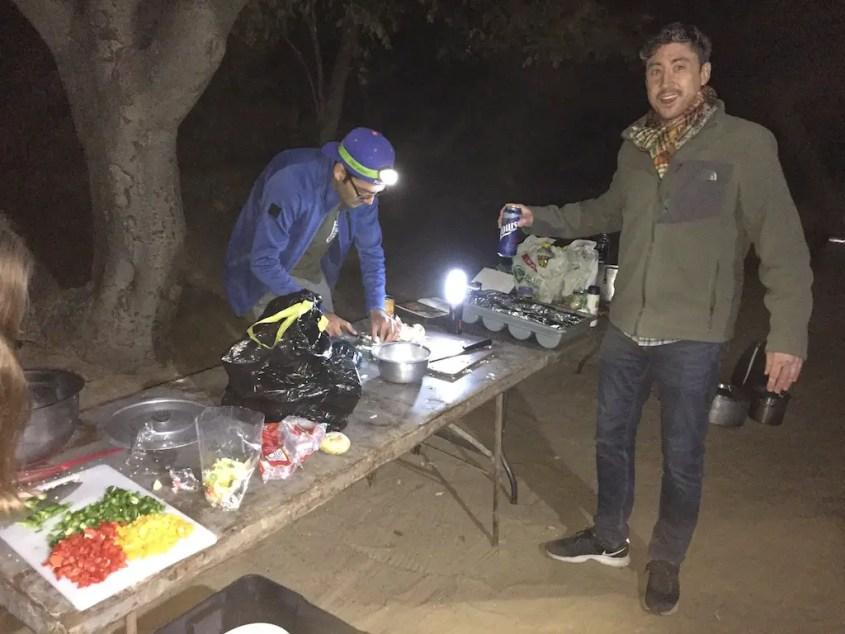 Botswana Camping Kalahari Desert
