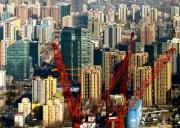 Vista dal grattacielo più alto di Pechino