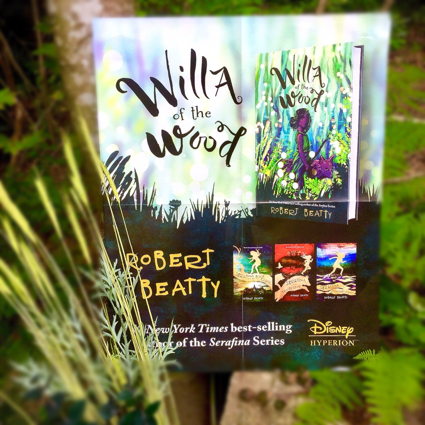 Teacher Gift Kit - Willa of the Wood