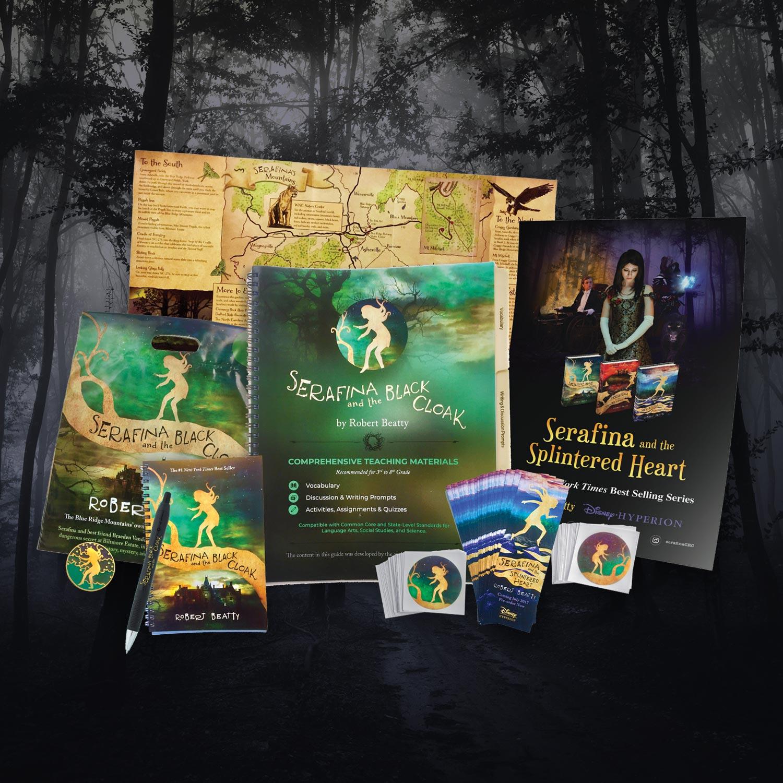 Teacher Gift Kit – Serafina Series