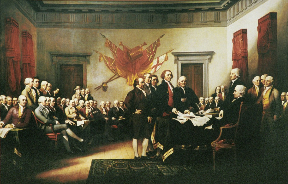 The Declaration of…