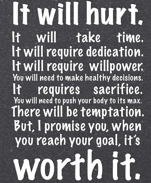 Motivation To Be Fit