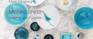 Michiko Shida Keramik und Porzellan bei roberta organic fashion