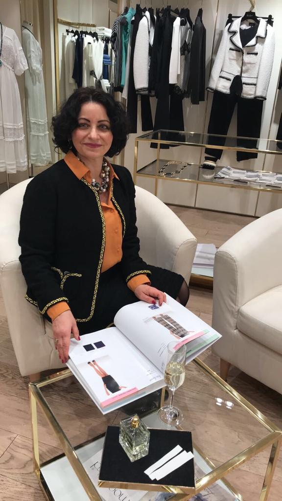Roberta Sabbatini Italian Wedding and Event Planner in London