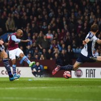 Villa Fans 'Celebrate' WBA Victory by Biting Skipper Delph   -   by Rob Atkinson