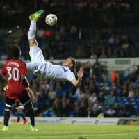 Leeds Kop Critics Can't Complain at Chris Wood Reaction   -   by Rob Atkinson