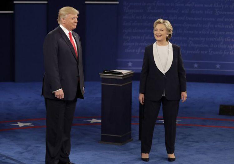 trump-hillary-second-debate
