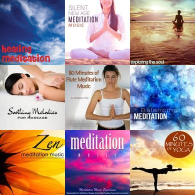 Meditation, Yoga, Relax