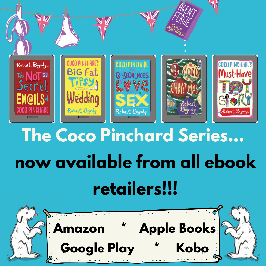 The Coco Pinchard Series Holidays!
