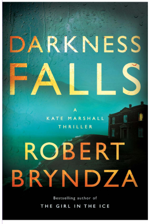 Darkness Falls (Kate Marshall #3) Pre-order U.S/Canada edition