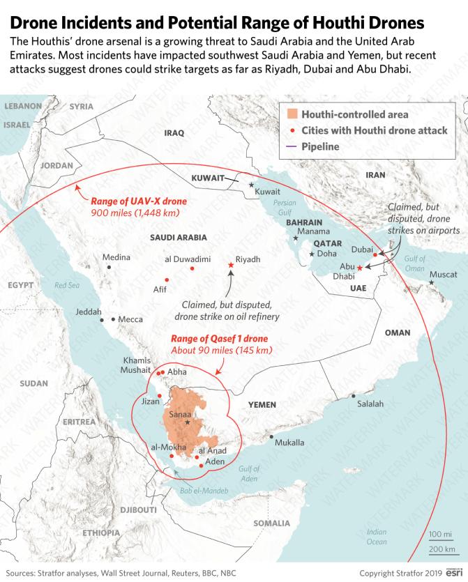 Saudi Arabia Region