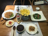 Dinner with Mr. Yan