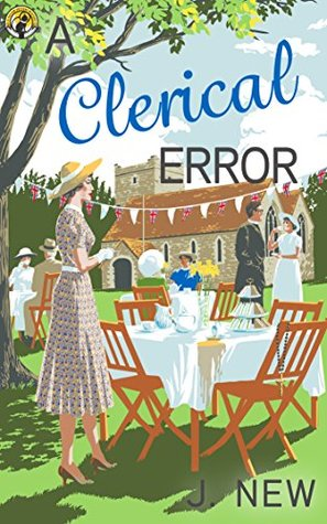 A Clerical Error by J New