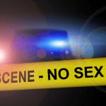 Crime Scene - No sex please