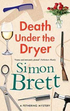 Death under the Dryer by Simon Brett