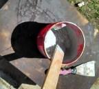 This is drywall mud