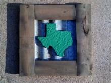 Weathered Wood Frame