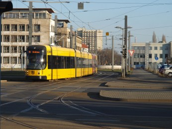 Trams new (Dresden, 2011)