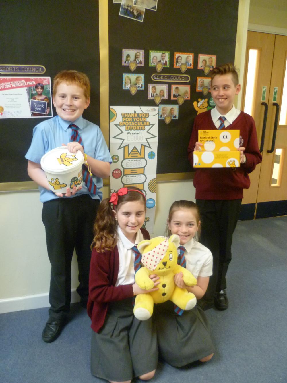Children In Need 2016 The Robert Drake Primary School