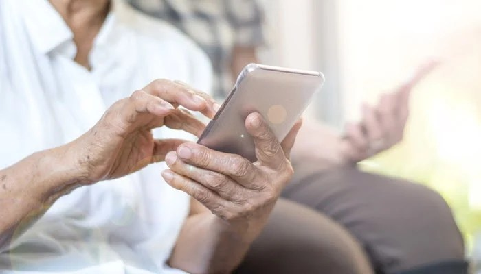 Can Digital Marketing Reach Old People Seniors