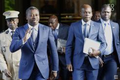 SEM Faure Gnassingbé et Robert Dussey