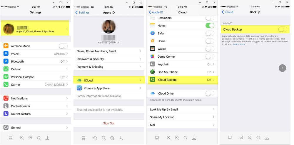 Wie Behebt Man Das Problem Dass Das Iphone 8 8 Plus X Das Backup Von Itunes Oder Icloud Nicht Wiederherstellen Kann