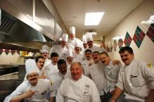 Chef Mustache culinary institute of america