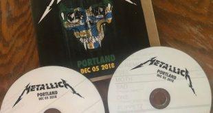 Metallica in Portland Robert Forto