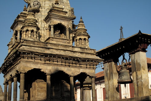 temple and bell