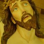 Crucifixion restauré – église Saint-Hyacinthe, La Salle, Manitoba