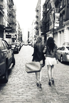 Take a day trip with a friend