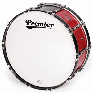 Military Bass Drums