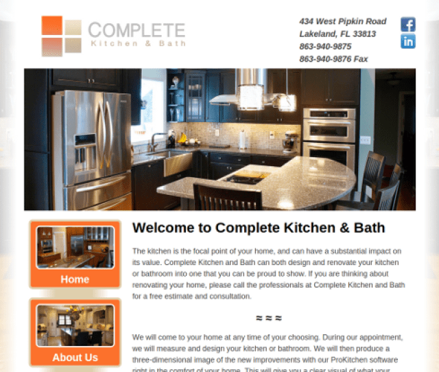 Project Complete Kitchen And Bath