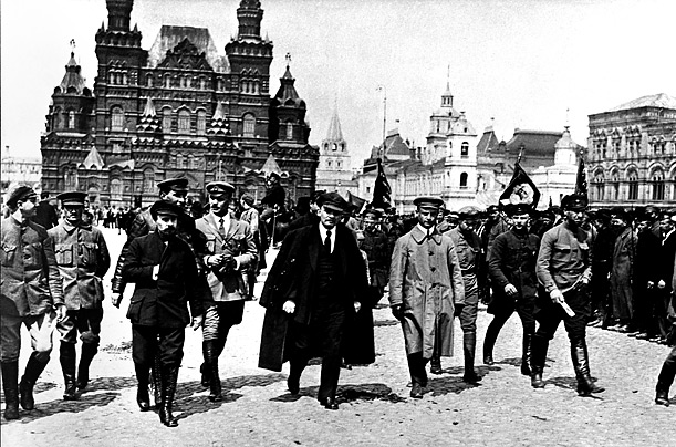 The Russian Tragedy: Alexander Berkman on the Russian Revolution (5/6)