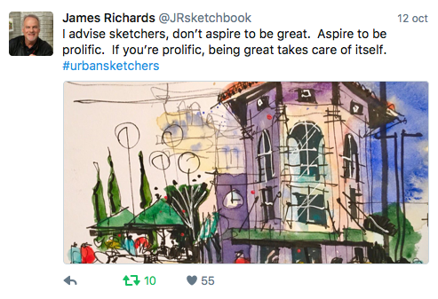 James Richards Tweet.png