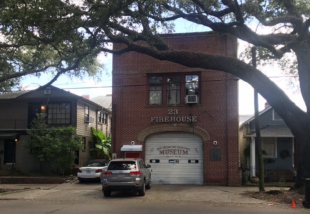 The New Orleans Fire Department Museum